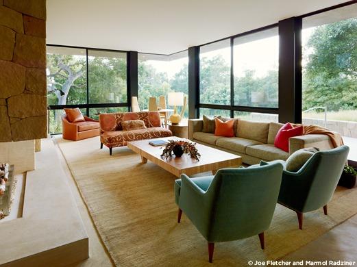 lilac drive residence marmol radziner 25 Best Interior Design Projects by Marmol Radziner lilac drive residence 2