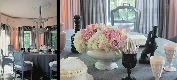 mary mcdonald dining  25 Best Interior Design Projects by Mary McDonald mary mcdonald dining