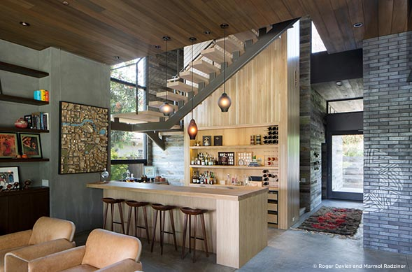 moreno residence marmol radziner 25 Best Interior Design Projects by Marmol Radziner moreno residence 3