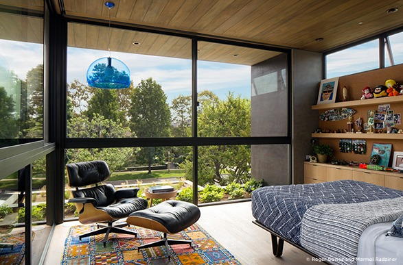moreno residence marmol radziner 25 Best Interior Design Projects by Marmol Radziner moreno residence 4