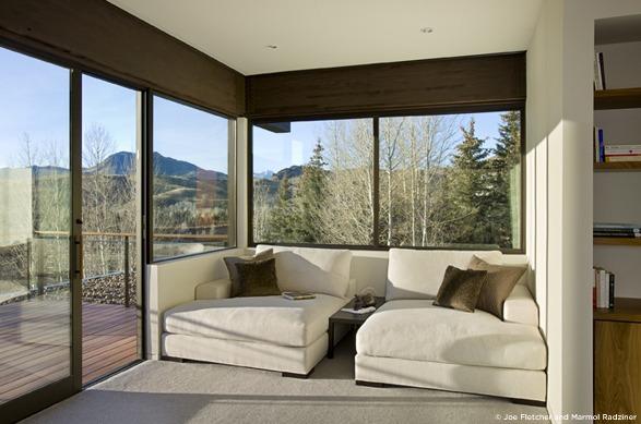 Prospector Residence  marmol radziner 25 Best Interior Design Projects by Marmol Radziner prospector residence 1