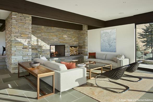 Prospector Residence  marmol radziner 25 Best Interior Design Projects by Marmol Radziner prospector residence 2