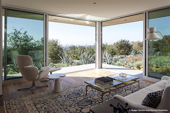 summitridge residence marmol radziner 25 Best Interior Design Projects by Marmol Radziner summitridge residence 1