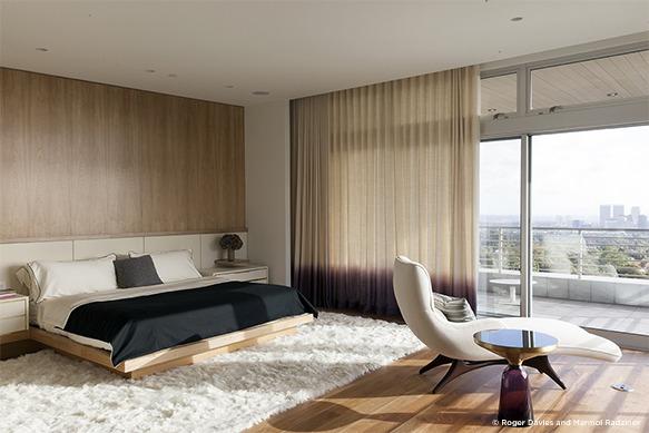 summitridge residence marmol radziner 25 Best Interior Design Projects by Marmol Radziner summitridge residence 5