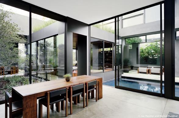 Vienna Way Residence project marmol radziner 25 Best Interior Design Projects by Marmol Radziner vienna way residence 3