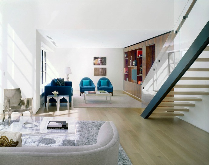West 12th Street Duplex, New York  Top Interior Designers | Deborah Berke Partners best interior designers deborah berke partners west 12th street duplex new york ny 2011