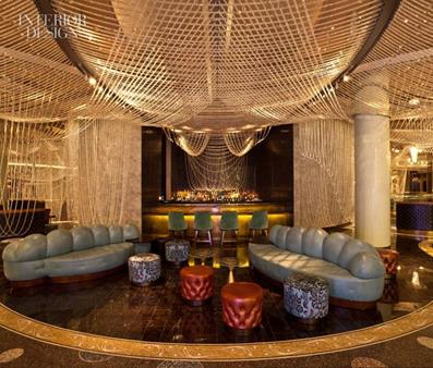Best Interior Designers 42 Rockwell The Cosmopolitan Las Vegas Best Interior Designers 42