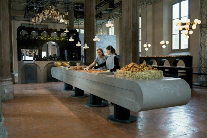 best-interior-designers-the-restaurant-by-tom-dixon-and-caesarstone-at-milan-design-week (1)  THE Restaurant by Tom Dixon and Caesarstone best interior designers the restaurant by tom dixon and caesarstone at milan design week 1