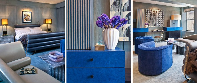 5 Stunning Projects by Kelly Wearstler5➤ Discover the season's newest designs and inspirations. Visit us at www.bestinteriordesigners.eu #bestinteriordesigners #topinteriordesigners #bestdesignprojects @BestID