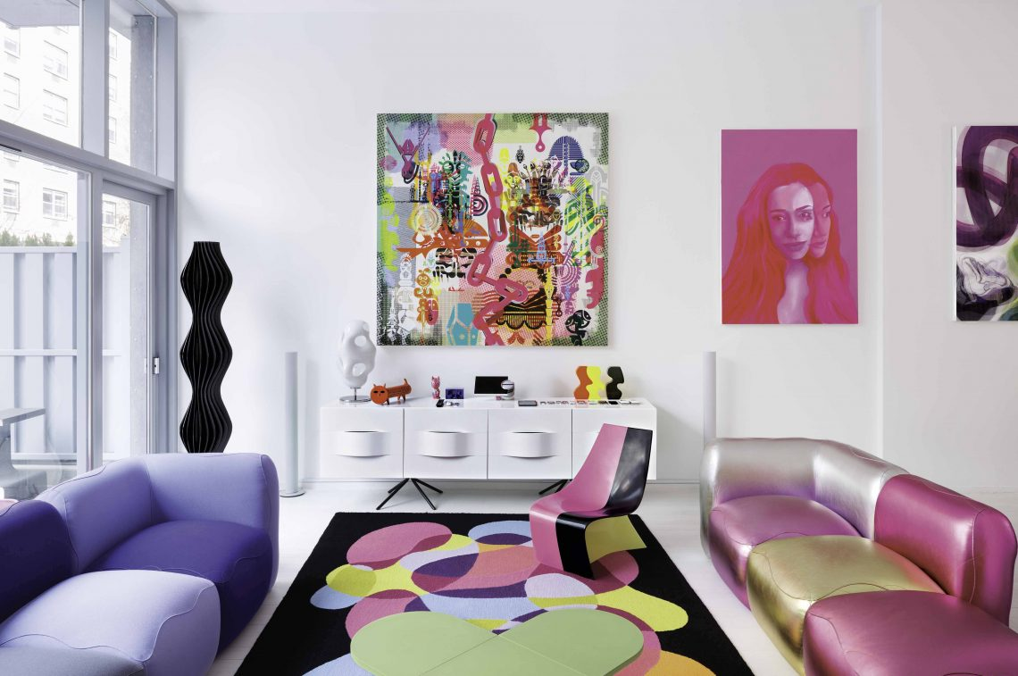 Karim rashid design images galleries for Kar design apartments