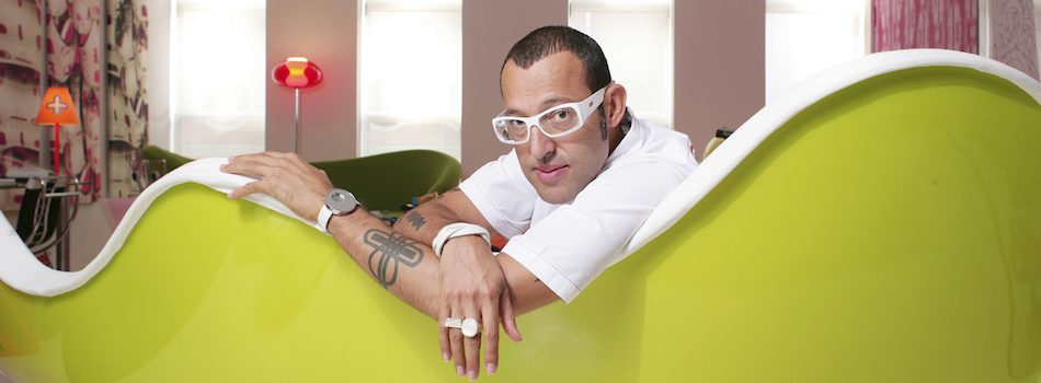 Karim Rashid - The contemporary designer