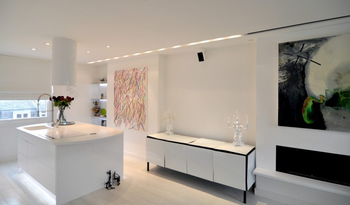 laura hammett Notting Hill Penthouse by Laura Hammett Notting Hill Penthouse by Laura Hammett 2