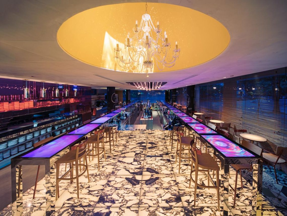 Philippe starck presents the m social design hotel best for M design hotel