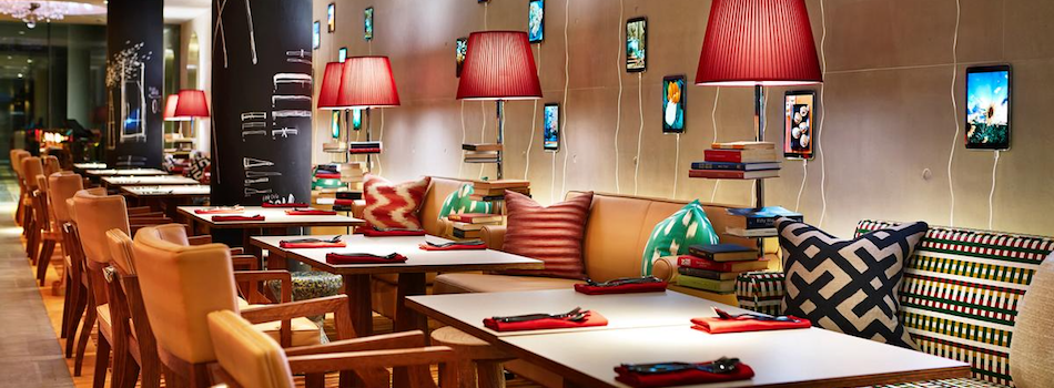 Philippe Starck presents the M social design Hotel