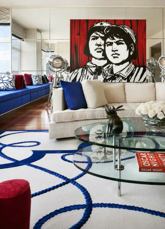 Oliver Stone's West Village Apartment by Geoffrey Bradfield➤ Discover the season's newest designs and inspirations. Visit us at www.bestinteriordesigners.eu #bestinteriordesigners #topinteriordesigners #bestdesignprojects @BestID Geoffrey Bradfield Oliver Stone's West Village Apartment by Geoffrey Bradfield Oliver Stone   s West Village Apartment by Geoffrey Bradfield3