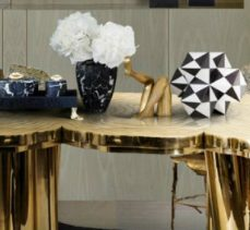 Choose the best Christmas Dining table by Portuguese luxury design brands