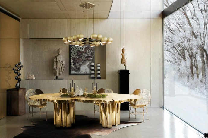 Choose the best Christmas Dining table by Portuguese luxury design brands ➤ Discover the season's newest designs and inspirations. Visit us at www.bestinteriordesigners.eu #bestinteriordesigners #topinteriordesigners #bestdesignprojects @BestID luxury design brands Choose the best Christmas Dining table by luxury design brands Choose the best Christmas Dining table by Portuguese luxury design brands 1