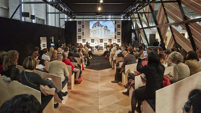 Maison et Objet 2017: History and Interior Design Conference ➤ Discover the season's newest designs and inspirations. Visit us at www.bestinteriordesigners.eu #bestinteriordesigners #topinteriordesigners #bestdesignprojects @BestID Maison et Objet 2017 Maison et Objet 2017: History and Interior Design Conference Maison et Objet 2017 History and Interior Design Conference 1