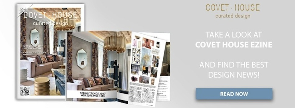 Covet House eZine: Check Out the Brand-New February Issue ➤ Discover the season's newest designs and inspirations. Visit us at  www.bestinteriordesigners.eu #bestinteriordesigners #topinteriordesigners #bestdesignprojects @BestID