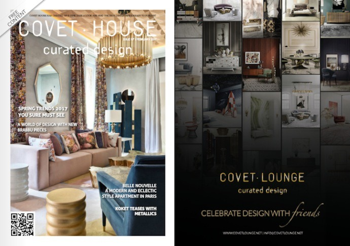 Covet House eZine: Check Out the Brand-New February Issue ➤ Discover the season's newest designs and inspirations. Visit us at  www.bestinteriordesigners.eu #bestinteriordesigners #topinteriordesigners #bestdesignprojects @BestID covet house ezine Covet House eZine: Check Out the Brand-New February Issue Covet House eZine Check Out the Brand New February Issue