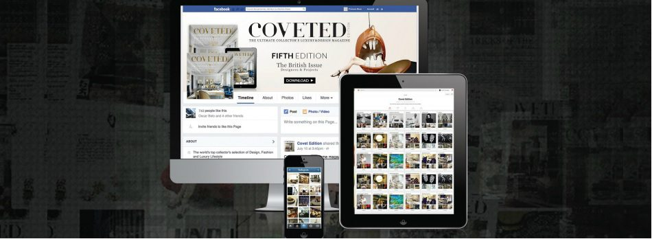 CovetED Magazine Releases Its 5th Edition - Best Interior Designers ➤ Discover the season's newest designs and inspirations. Visit us at www.bestinteriordesigners.eu #bestinteriordesigners #topinteriordesigners #bestdesignprojects @BestID