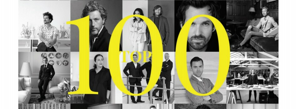 TOP 100 Best Interior Designers by CovetED Magazine and Boca do Lobo