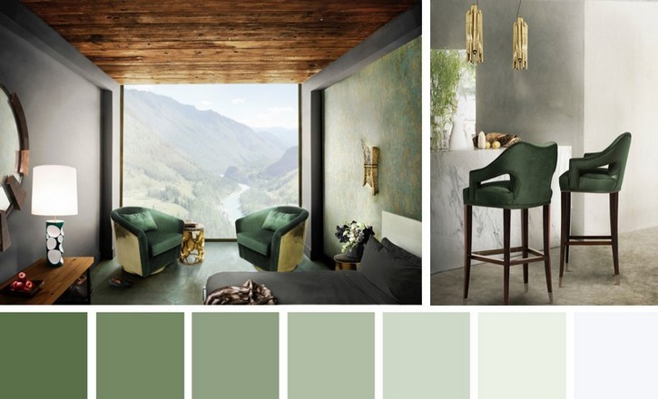 inspiring color scheme design ideas by brabbu spring trends 2017