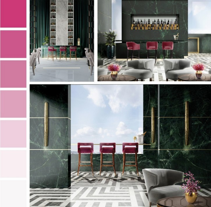 Inspiring Color Scheme Design Ideas by BRABBU - SPRING TRENDS 2017 ➤ Discover the season's newest designs and inspirations. Visit Best Interior Designers at www.bestinteriordesigners.eu #bestinteriordesigners #topinteriordesigners #bestdesignprojects @BestID spring trends 2017 Inspiring Color Scheme Design Ideas by BRABBU | SPRING TRENDS 2017 Spring Trends 2017 Inspiring Color Scheme Design Ideas by BRABBU Pink Yarrow