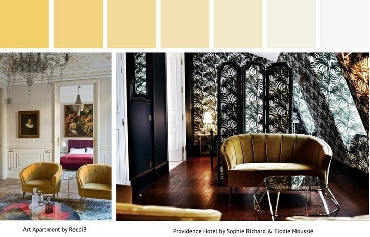 spring trends 2017 Inspiring Color Scheme Design Ideas by BRABBU | SPRING TRENDS 2017 Spring Trends 2017 Inspiring Color Scheme Design Ideas by BRABBU Primrose Yellow