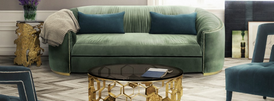 10 Best Golden Interior Design Ideas by Top Furniture Brands