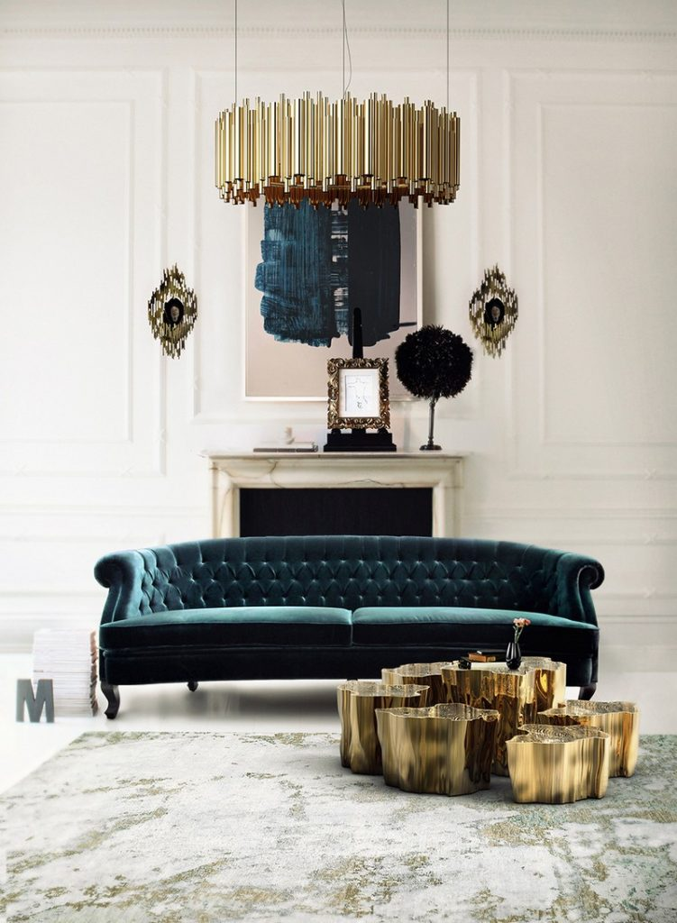 100+ Refined Decorating Ideas That Are Pure Gold - The Best Interior Designers' team is about to share with you the hottest tips for that will let your next interior design project just awesome! ➤ Discover the season's newest designs and inspirations. Visit Best Interior Designers at www.bestinteriordesigners.eu #bestinteriordesigners #luxuryfurniturebrands #bestdesignprojects @BestID @koket @bocadolobo @delightfulll @brabbu @essentialhomeeu @circudesign @mvalentinabath @luxxu golden interior design ideas 100+ Golden Interior Design Ideas Picked by Interior Design Magazines Interior Design Tips 100 Refined Decorating Ideas That Are Pure Gold 100