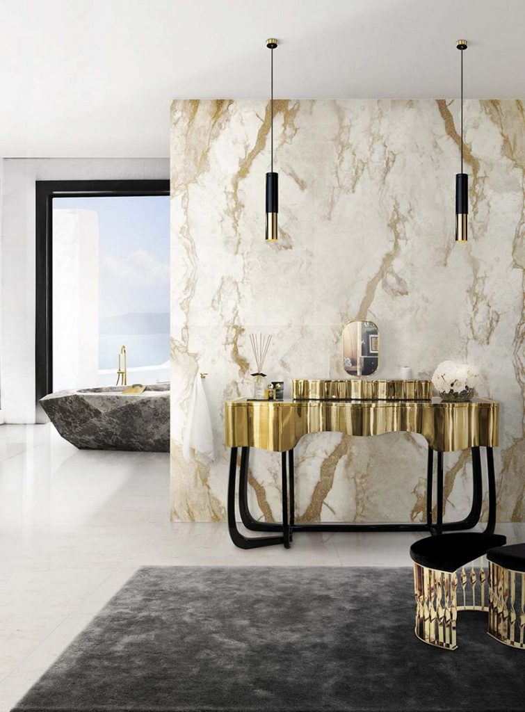 Interior Design Tips: 100+ Refined Decorating Ideas That Are Pure Gold ➤ Discover the season's newest designs and inspirations. Visit Best Interior Designers at www.bestinteriordesigners.eu #bestinteriordesigners #luxuryfurniturebrands #bestdesignprojects @BestID @koket @bocadolobo @delightfulll @brabbu @essentialhomeeu @circudesign @mvalentinabath @luxxu golden interior design ideas 100+ Golden Interior Design Ideas Picked by Interior Design Magazines Interior Design Tips 100 Refined Decorating Ideas That Are Pure Gold 116