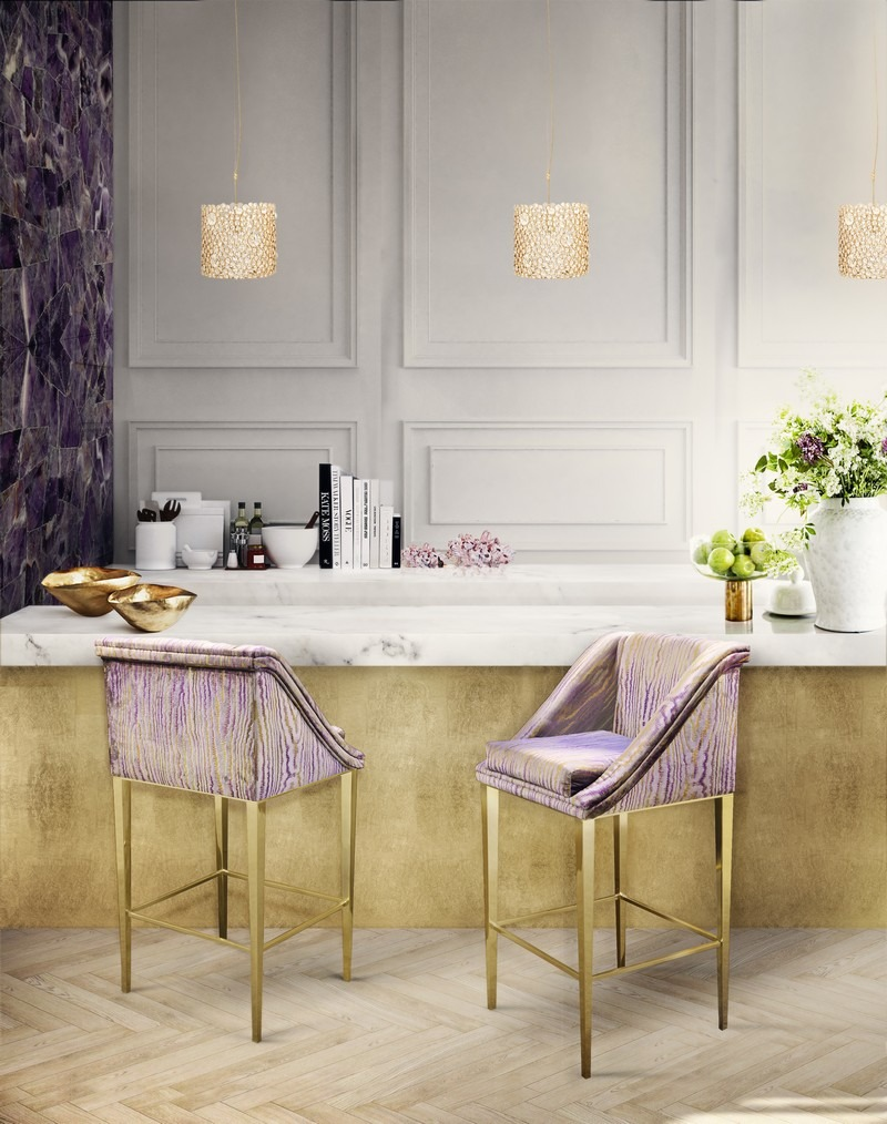 100+ Refined Decorating Ideas That Are Pure Gold - Are you looking for the most amazing decorating ideas? So take a look at this amazing interior design projects picked by our editors' team and get inspired! ➤ Discover the season's newest designs and inspirations. Visit Best Interior Designers at www.bestinteriordesigners.eu #bestinteriordesigners #luxuryfurniturebrands #bestdesignprojects @BestID @koket @bocadolobo @delightfulll @brabbu @essentialhomeeu @circudesign @mvalentinabath @luxxu golden interior design ideas 100+ Golden Interior Design Ideas Picked by Interior Design Magazines Interior Design Tips 100 Refined Decorating Ideas That Are Pure Gold 19