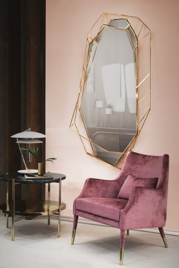 10 Best Golden Interior Design Ideas by Top Furniture Brands - Are you looking for the most amazing decorating ideas? So take a look at this amazing interior design projects picked by our editors' team and get inspired! ➤ Discover the season's newest designs and inspirations. Visit Best Interior Designers at www.bestinteriordesigners.eu #bestinteriordesigners #luxuryfurniturebrands #bestdesignprojects @BestID @koket @bocadolobo @delightfulll @brabbu @essentialhomeeu @circudesign @mvalentinabath @luxxu  golden interior design ideas 10 Best Golden Interior Design Ideas by Top Furniture Brands Interior Design Tips 100 Refined Decorating Ideas That Are Pure Gold 2