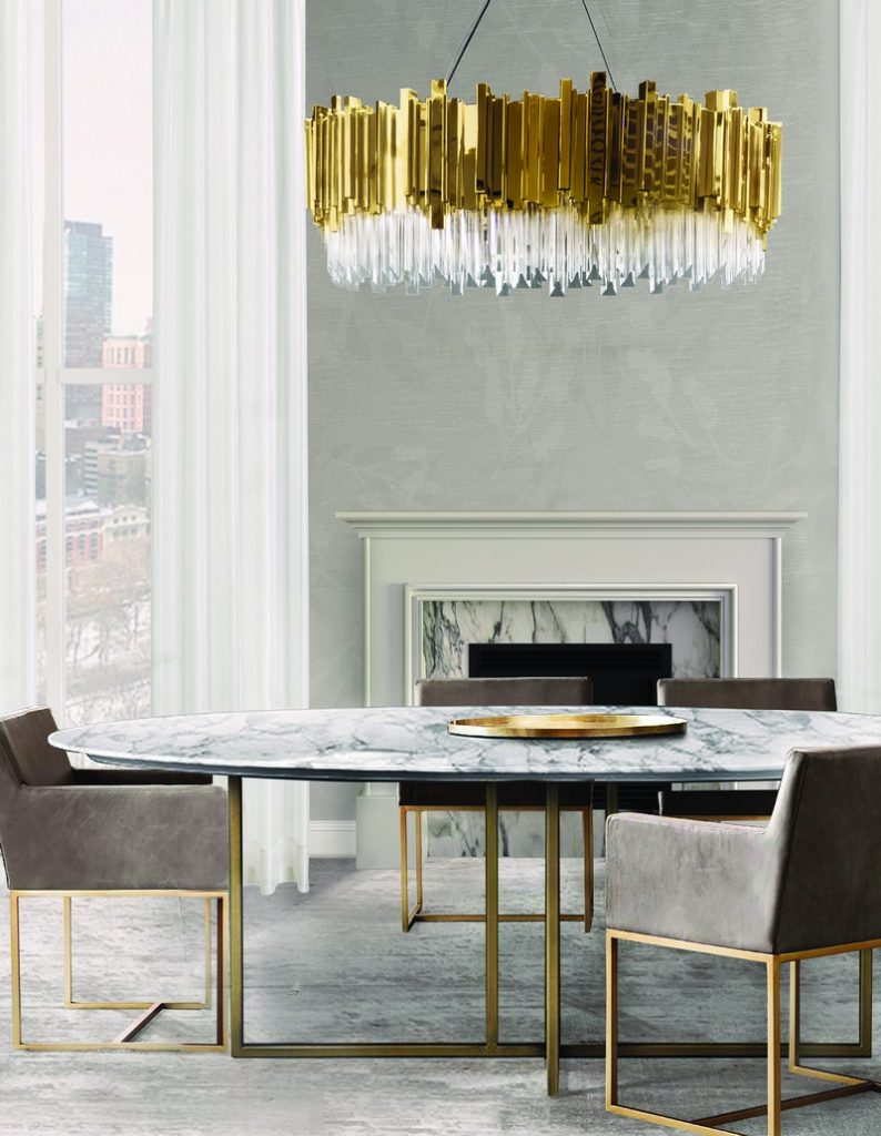 100+ Refined Decorating Ideas That Are Pure Gold - How about a little bit of great inspirational decorating ideas? So get inspired by the best interior design projects chosen by our editors' team! ➤ Discover the season's newest designs and inspirations. Visit Best Interior Designers at www.bestinteriordesigners.eu #bestinteriordesigners #luxuryfurniturebrands #bestdesignprojects @BestID @koket @bocadolobo @delightfulll @brabbu @essentialhomeeu @circudesign @mvalentinabath @luxxu golden interior design ideas 100+ Golden Interior Design Ideas Picked by Interior Design Magazines Interior Design Tips 100 Refined Decorating Ideas That Are Pure Gold 32