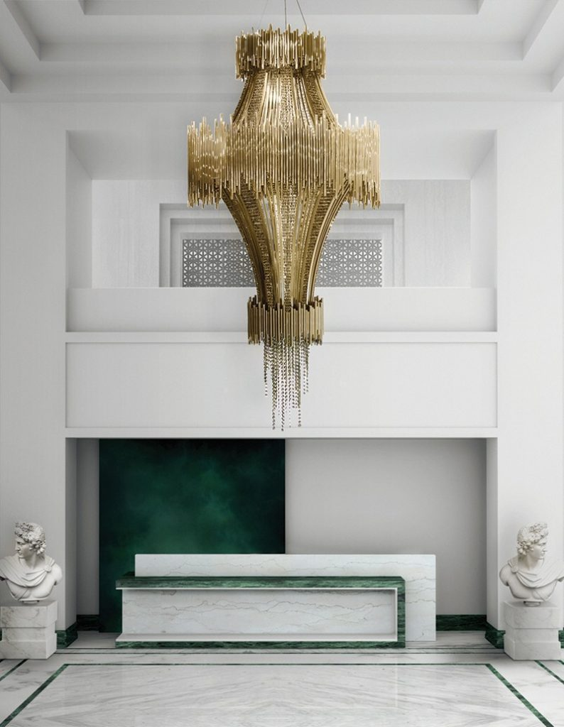 100+ Refined Decorating Ideas That Are Pure Gold - Get inspired by the best interior design projects selected by the Best Interior Designers' team and discover how you can create the best interior design projects ever! ➤ Discover the season's newest designs and inspirations. Visit Best Interior Designers at www.bestinteriordesigners.eu #bestinteriordesigners #luxuryfurniturebrands #bestdesignprojects @BestID @koket @bocadolobo @delightfulll @brabbu @essentialhomeeu @circudesign @mvalentinabath @luxxu golden interior design ideas 100+ Golden Interior Design Ideas Picked by Interior Design Magazines Interior Design Tips 100 Refined Decorating Ideas That Are Pure Gold 60