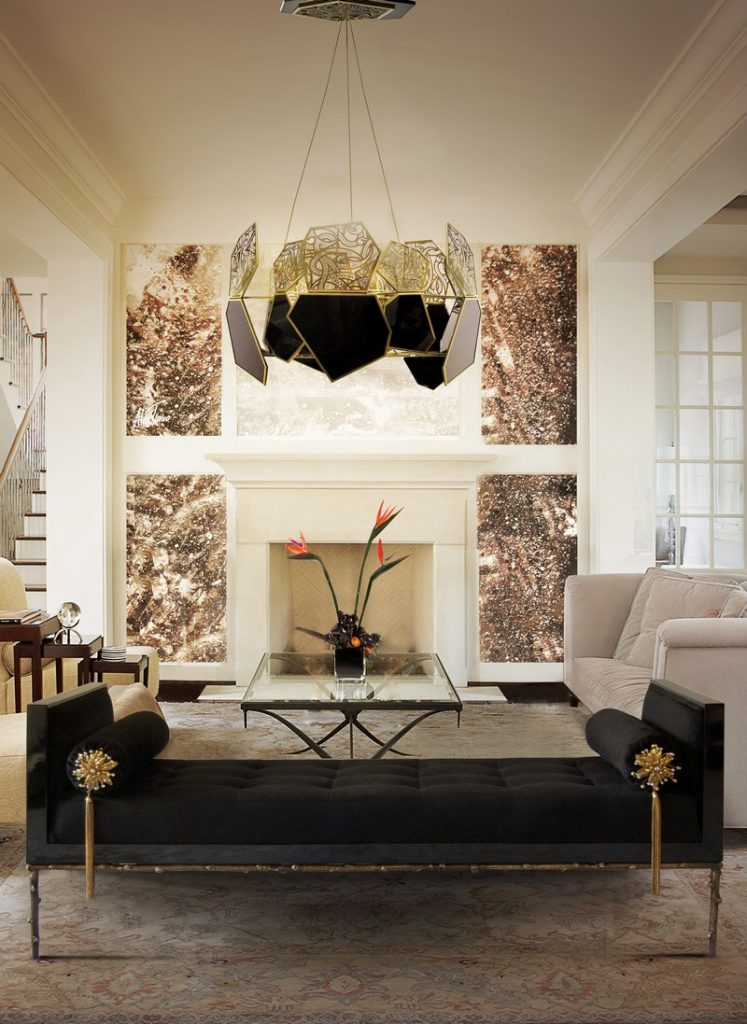 100+ Living Room Ideas by Luxury Furniture Brands - Check out these awesome interior design ideas gathered by @BestID' editors and discover how to make an incredible interior design project! ➤ Discover the season's newest designs and inspirations. Visit Best Interior Designers at www.bestinteriordesigners.eu #bestinteriordesigners #topinteriordesigners #bestdesignprojects @BestID @koket @bocadolobo @delightfulll @brabbu @essentialhomeeu @circudesign @mvalentinabath @luxxu living room decor projects 100+ Living Room Decor Projects by Luxury Furniture Brands 100 Living Room Decorating Ideas by Luxury Furniture Brands 68