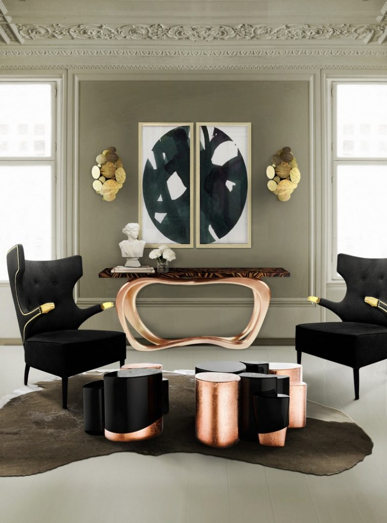 100+ Living Room Ideas by Luxury Furniture Brands - @BestID' team is about to share with you the hottest tips for that will let your next interior design project just awesome! ➤ Discover the season's newest designs and inspirations. Visit Best Interior Designers at www.bestinteriordesigners.eu #bestinteriordesigners #topinteriordesigners #bestdesignprojects @BestID @koket @bocadolobo @delightfulll @brabbu @essentialhomeeu @circudesign @mvalentinabath @luxxu living room decor projects 100+ Living Room Decor Projects by Luxury Furniture Brands 100 Living Room Decorating Ideas by Luxury Furniture Brands 72