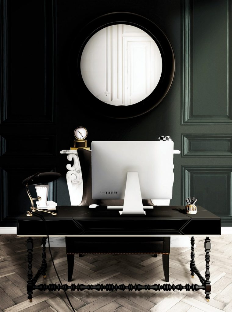 50 Unforgettable Black Accents and Interior Decor Ideas - @BestID has pulled together inspiration more than 100 living room decor ideas designed by some of the best luxury furniture brands in the world. ➤ Discover the season's newest designs and inspirations. Visit Best Interior Designers at www.bestinteriordesigners.eu #bestinteriordesigners #topinteriordesigners #bestdesignprojects @BestID @brabbu @bocadolobo @koket @delightfulll @essentialhomeeu @circudesign @mvalentinabath @luxxu black home accents 50+ Impressive Interior Decorating Ideas with Black Home Accents 50 Unforgettable Black Home Accents and Interior Decorating Ideas 72