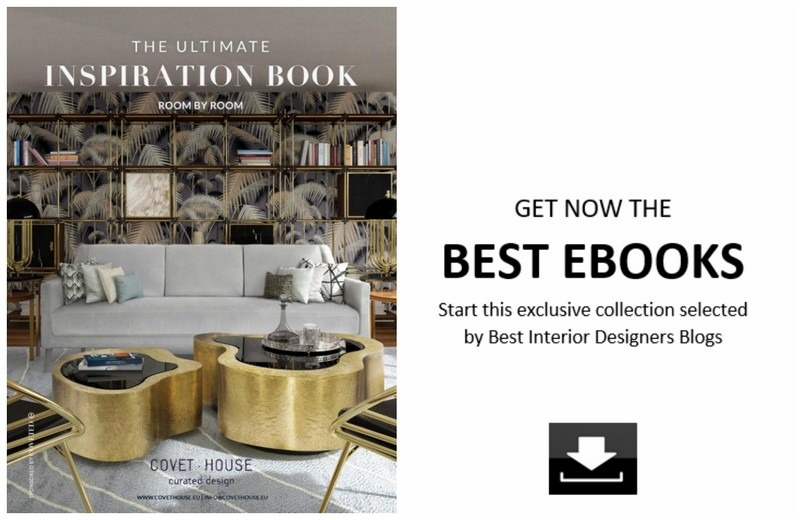 Download Free eBooks and Get Inspired by the Trendy Home Decor Ideas - Check out these awesome interior design ideas gathered by @BestID' editors and discover how to make an incredible interior design project! ➤ Discover the season's newest designs and inspirations. Visit Best Interior Designers at www.bestinteriordesigners.eu #bestinteriordesigners #topinteriordesigners #bestdesignprojects @BestID @koket @bocadolobo @delightfulll @brabbu @essentialhomeeu @circudesign @mvalentinabath @luxxu download free ebooks Download Free eBooks and Get Inspired by the Trendy Home Decor Ideas Download Free eBooks and Get Inspired by the Trendy Home Decor Ideas 2