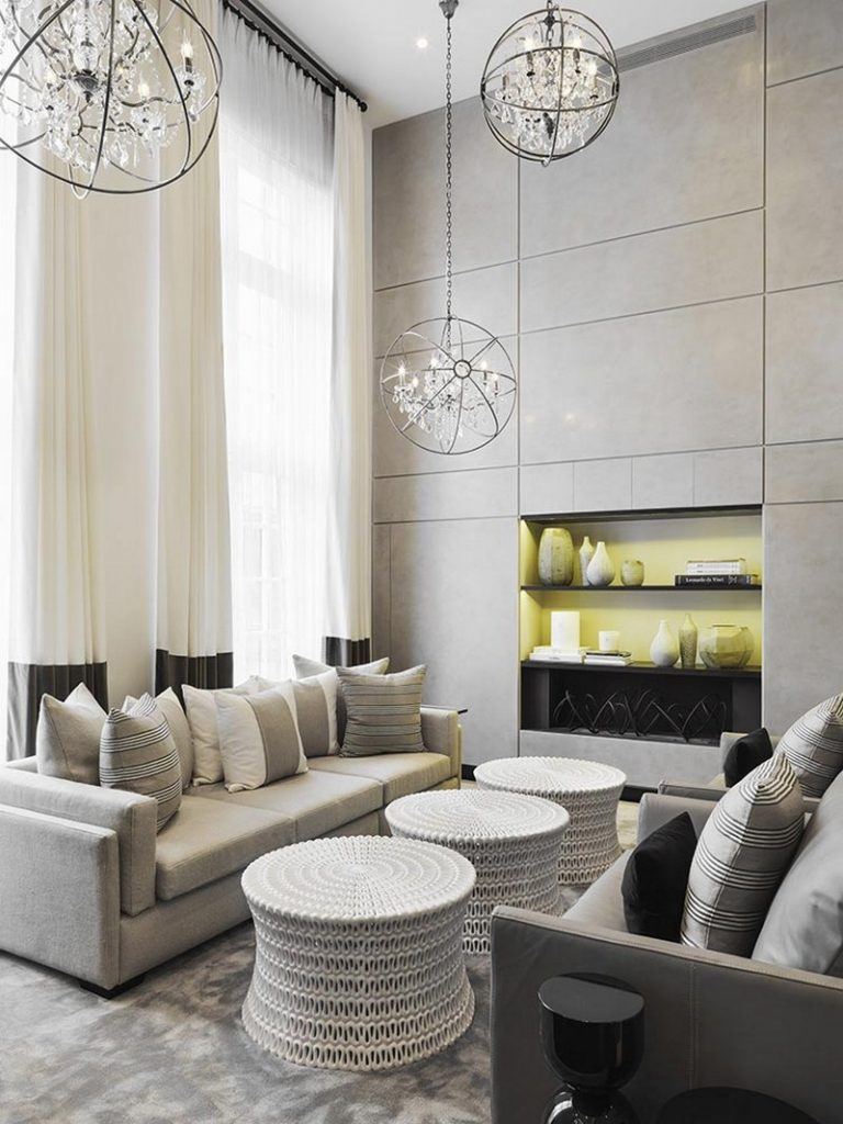TOP 10 Best Interior Design Projects By Kelly Hoppen