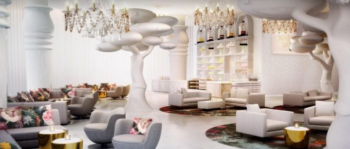 TOP 10 Best Interior Design Projects by Marcel Wanders ➤ Discover the season's newest designs and inspirations. Visit Best Interior Designers at www.bestinteriordesigners.eu #bestinteriordesigners #topinteriordesigners #bestdesignprojects @BestID