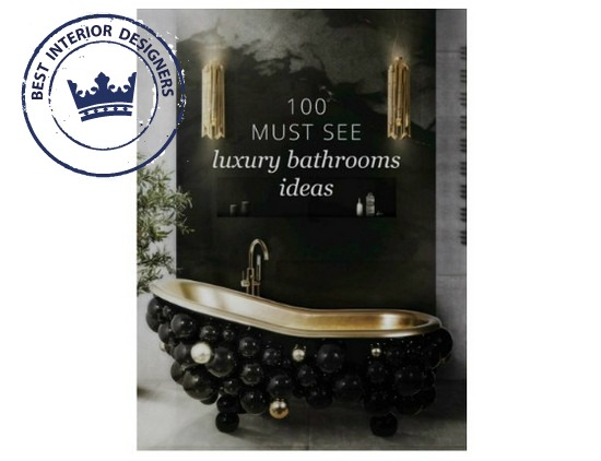 100 Must-See Luxury Bathroom Ideas