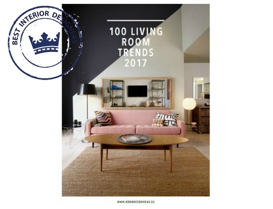 100 Living Room Trends 2017