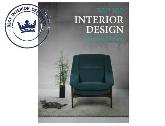 TOP 100 Interior Design Magazines