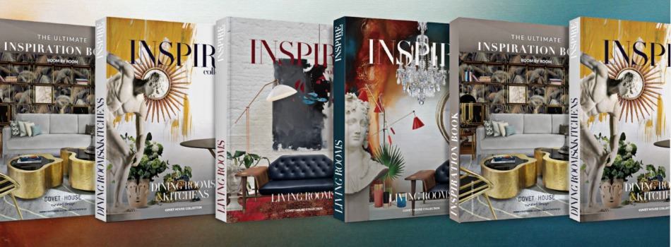 Get to Know the Most Inspiring Interior Design Books You'll See Today