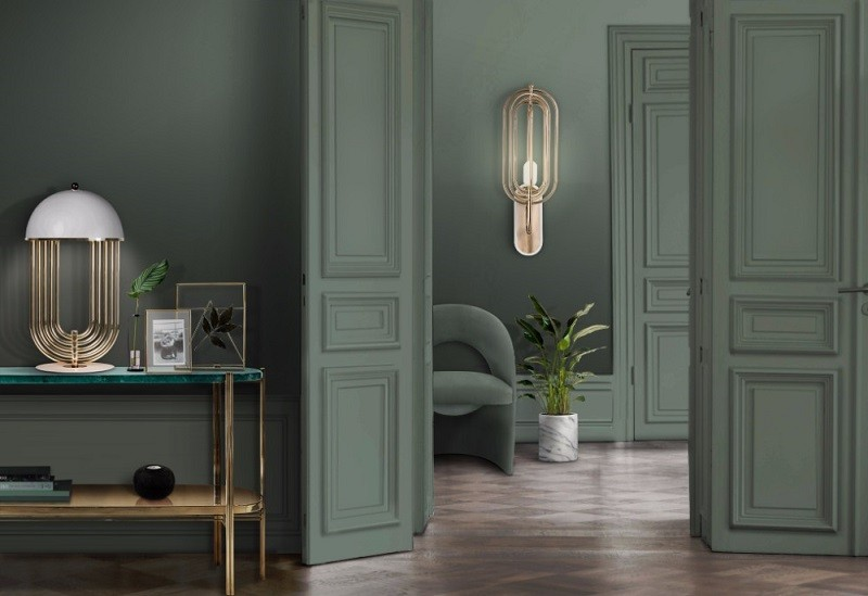 2018 Color Trends: Green Home Decor Ideas with a Mid-Century Touch ➤Discover the season's newest designs and inspirations. Visit Best Interior Designers at www.bestinteriordesigners.eu #bestinteriordesigners #topinteriordesigners #bestdesignprojects #interiordesignideas @BestID 2018 color trends 2018 Color Trends: Green Home Decor Ideas with a Mid-Century Touch 2018 Color Trends Green Home Decor Ideas with a Mid Century Touch 2