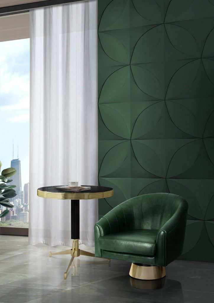 2018 Color Trends: Green Home Decor Ideas with a Mid-Century Touch ➤Discover the season's newest designs and inspirations. Visit Best Interior Designers at www.bestinteriordesigners.eu #bestinteriordesigners #topinteriordesigners #bestdesignprojects #interiordesignideas @BestID 2018 color trends 2018 Color Trends: Green Home Decor Ideas with a Mid-Century Touch 2018 Color Trends Green Home Decor Ideas with a Mid Century Touch 3