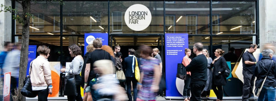 The Ultimate City Guide to Enjoy the Best of London Design Events 2017