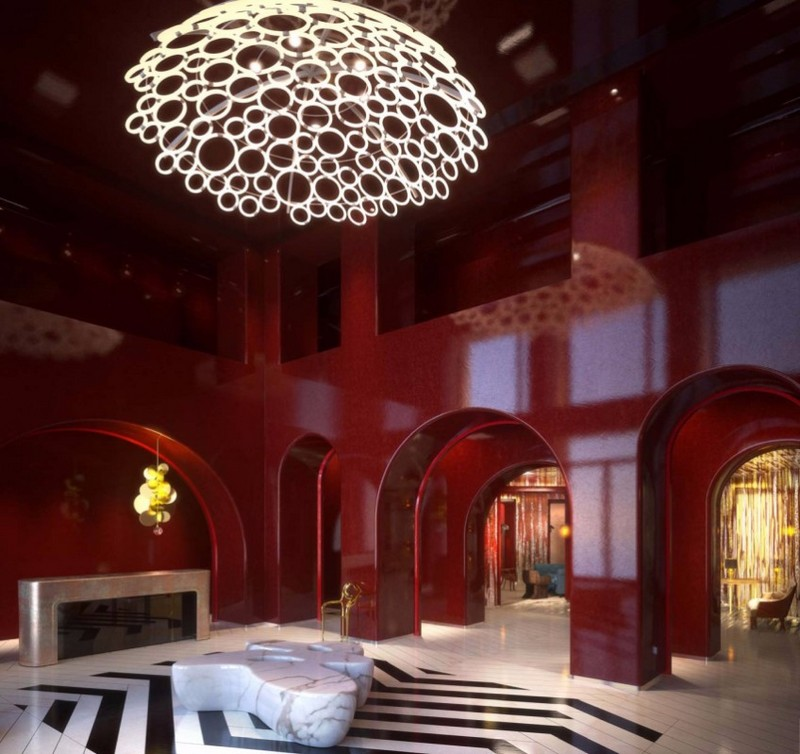 5 Hotel Interior Design Projects by 'Design of The Year' Tristan Auer ➤Discover the season's newest designs and inspirations. Visit Best Interior Designers! #bestinteriordesigners #topinteriordesigners #interiordesign @BestID